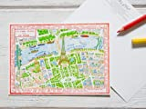 Cartes dArt/カルトダール ポストカード La tour Eiffel et s ハートアートコレクション