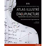 Atlas illustr� d'acupuncture - Repr�sentation des points d'acupuncturepar Lian/Chen/Hammes/Kol