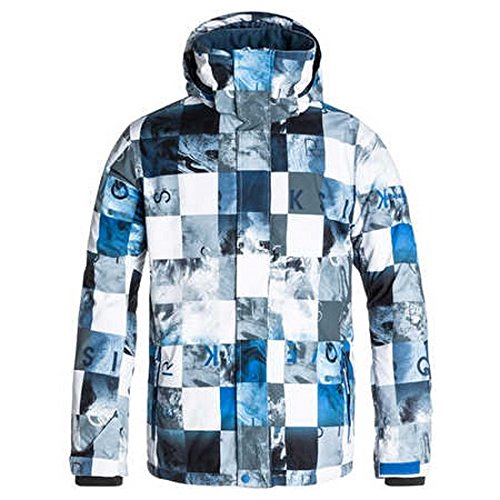 Quiksilver Mission Printed Snow Jacket