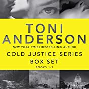 Cold Justice Series Box Set, Volume I: Books 1-3 | Toni Anderson