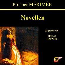 Novellen Hörbuch von Prosper Mérimée Gesprochen von: Helmut Hafner