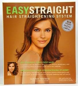 EasyStraight Hair Straightening System, 3 Month Straightener (Pack of 2)