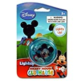 Disney Mickey Mouse Clubhouse Mickey Light Up Yo Yo Translucent Color (Color May Vary)