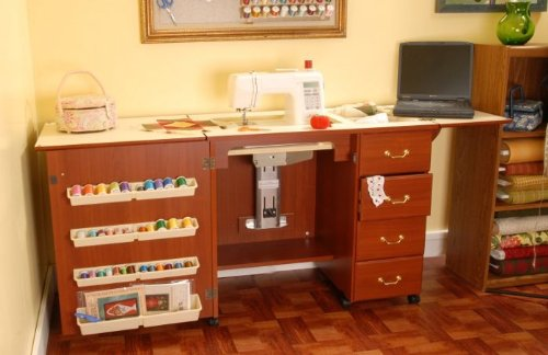 Mueble para maquina de coser dise os arquitect nicos - Cuca arraut interiorismo ...