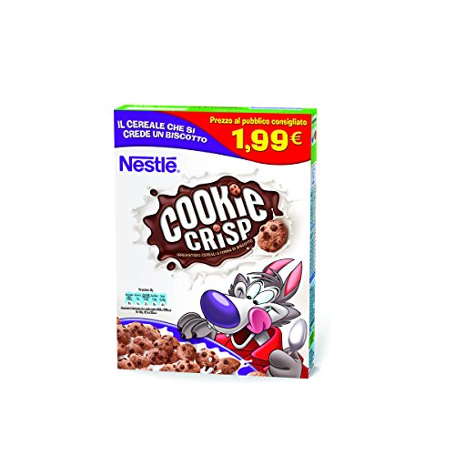 COOKIE CRISP cereali a forma di biscotto cookie 260g