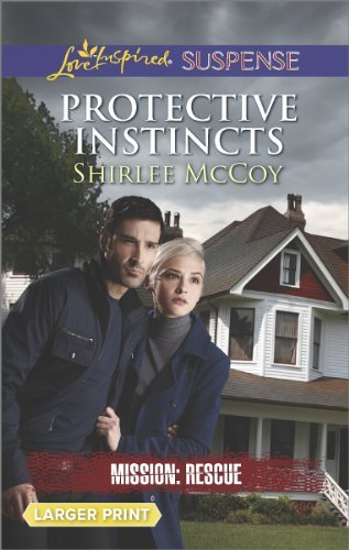 Protective Instincts (Love Inspired LP Suspense\Mission: Rescu) by Shirlee McCoy (2014-07-01)