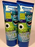 Disney Pixar Monsters University Scary Berry Body Wash