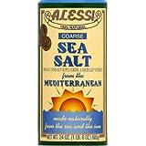 Alessi Natural Mediterranean Coarse Sea Salt