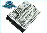 Replacement battery for VDO Dayton PN4000, PN4000-TSN, BAT-4060
