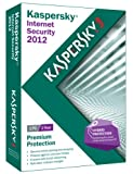 Book Cover For Kaspersky Internet Security 2012 - 1 User [Old Version]