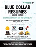 img - for Blue Collar Resumes, Second Edition book / textbook / text book