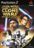 LucasArts Entertainment Toys Star Wars: The Clone Wars: Republic Heroes for Sony PS2
