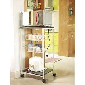 Bas prix meuble etag re 2 niveaux en bois mdf m dium - Fournitures de bureau pour particuliers ...