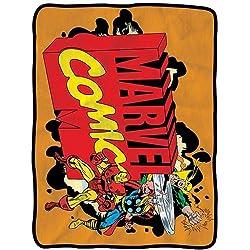 Marvel Comics Fleece Blanket