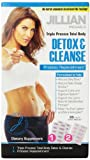 Jillian Michaels Triple Process Total Body Detox & Cleanse + Probiotic Replenishment 35 Metacaps