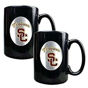 Great American NCAA Ceramic Mug Set by Great American Products
