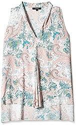 Madame Women's Body Blouse Shirt (M1518709_White_Large)