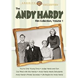 The Andy Hardy Collection: Volume 1