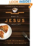 Who is Jesus . . . Really?: A Dialogue on God, Man, and Grace (The Coffee House Chronicles)