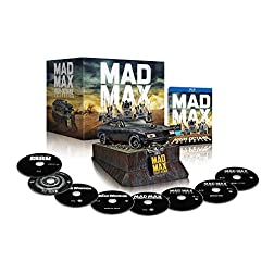 Mad Max High Octane Anthology Collection [Blu-ray]