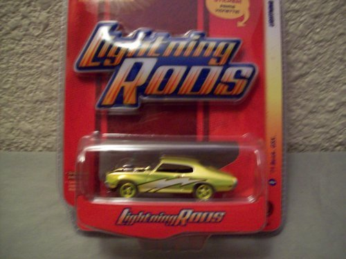 Johnny Lightning Lightning Rods R2 1971 Buick GSX