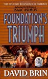 Foundation's Triumph (0061056391) by Brin, David