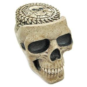 Skull Coaster Set (6 Coasters)
