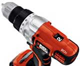 Black & Decker LDX220SBFC 20-Volt MAX Lithium-Ion Drill/Driver with Fast Charger