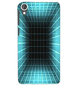 HTC DESIRE 820 BARS Back Cover by PRINTSWAG