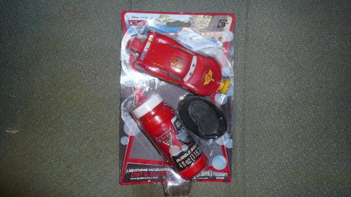 Disney Pixar Cars Lightning McQueen Dip & Blow - 1