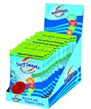 Surf Sweets Gummy Worms, 2.75-Ounce Bags (Pack of 12)