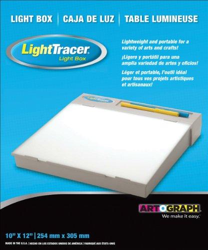 Artograph 10-Inch-by-12-Inch LightTracer Light Box