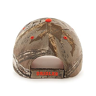 MLB unisex Realtree Frost '47 MVP Adjustable Hat