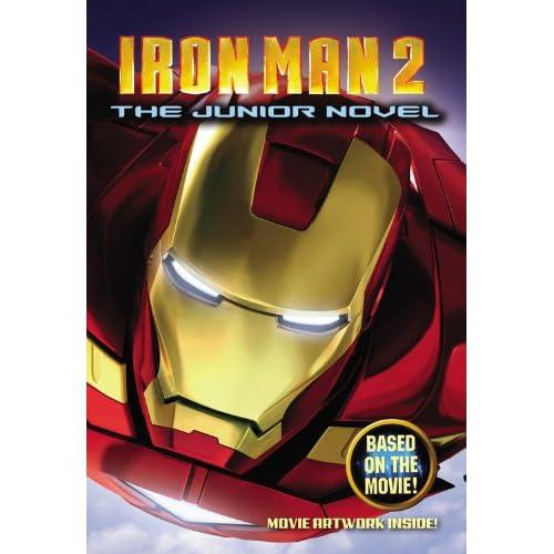 Iron Man 2: The Junior Novel
