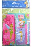 11 Piece Tinkerbell Stationary Set - Tinkerbell School Supplies