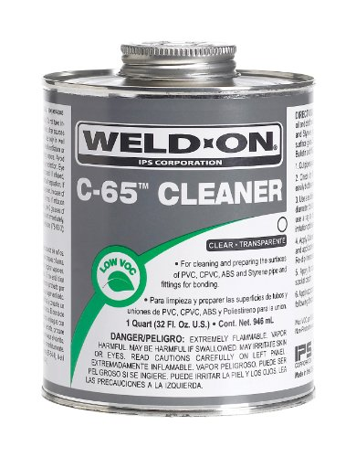 weld-on-10201-c-65-clear-pvc-cpvc-abs-styrene-cleaner-low-voc-1-quart-can-with-applicator-cap-metal-