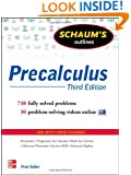 Schaum's Outline of Precalculus, 3rd Edition: 738 Solved Problems + 30 Videos (Schaum's Outlines)