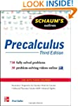 Schaum's Outline of Precalculus, 3rd...