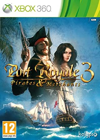 Port Royale 3: Pirates and Merchants (Xbox 360)