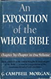 img - for An Exposition of the Whole Bible, Chapter by Chapter in Vol. 1 book / textbook / text book