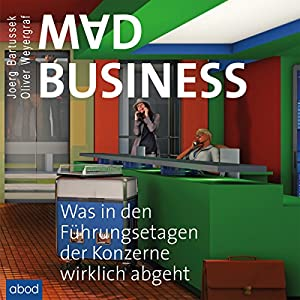 Mad Business Audiobook
