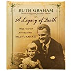 Legacy of Faith: Things I Learned from my Father Book