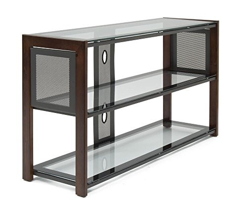 Calico Designs Office Line Tv Stand In Sonoma Brown 56007