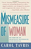 The Mismeasure of Woman (0671797492) by Tavris, Carol