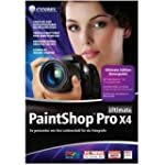 PaintShop Pro X4 Ultimate DE