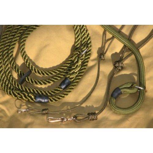 Artikelbild: Necklet For Whistle Olive 4mm Dia.-4mm Dia.
