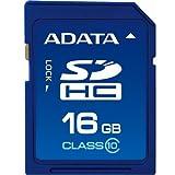 【Amazonの商品情報へ】ADATA SDHCカード 16GB Class10 永久保証 ASDH16GCL10-R