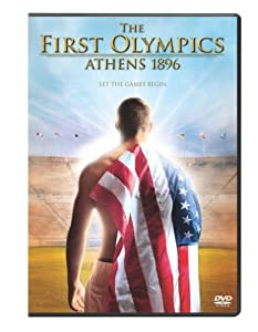 The First Olympics Athens 1896