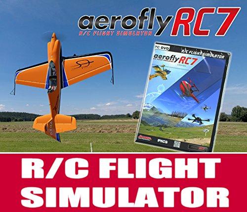 aeroflyRC7 ULTIMATE (DVD for Windows)