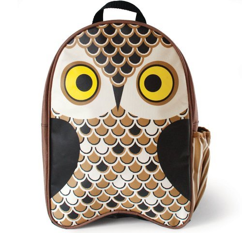Stuf Friends - Kid Backpack - 'Owl' - 1